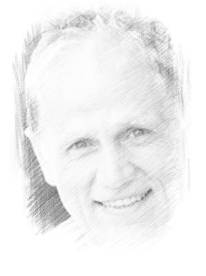 Leigh D Wilson _ About Me_Pencil Sketch Image